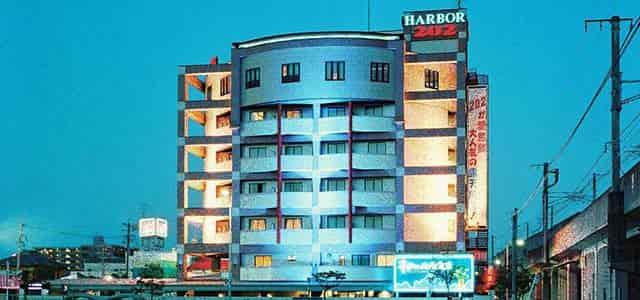 神待ち-福岡ホテル-ハーバー202