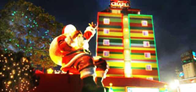 神待ち-福岡『福岡リトルチャペルクリスマス』