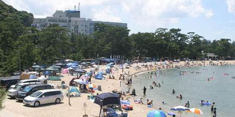 大浜海岸駐車場