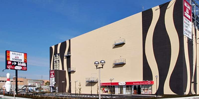 ラウンドワンスタジアム 浜松店